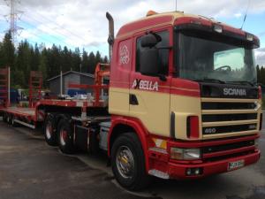 Scania 460 144G Image