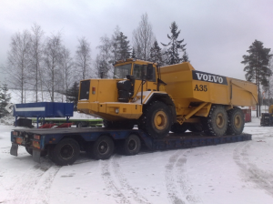 Volvo A35 Image